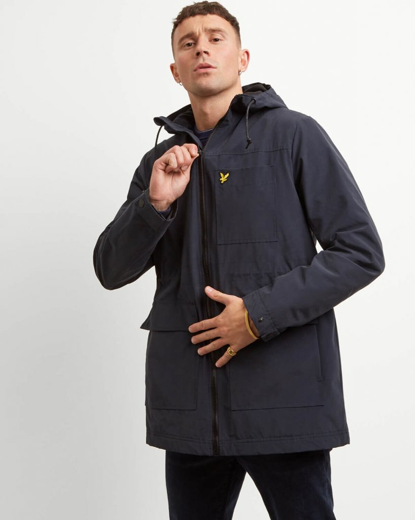 lange jas Lyle and Scott Roeselare