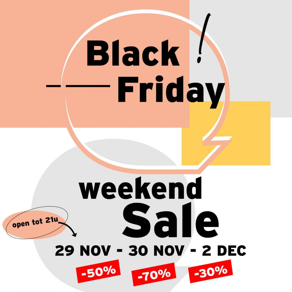 black friday roeselare